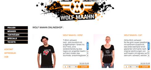 Ab heute im Netz: Der WM Online Shop!