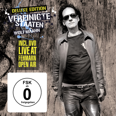 "Vereinigte Staaten – Deluxe Edition Plus DVD ""Live at Fehmarn"" !"