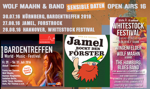 Sensible Daten – Open Airs 2016